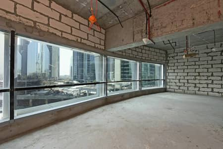 Shell and Core office for sale in Park Towers