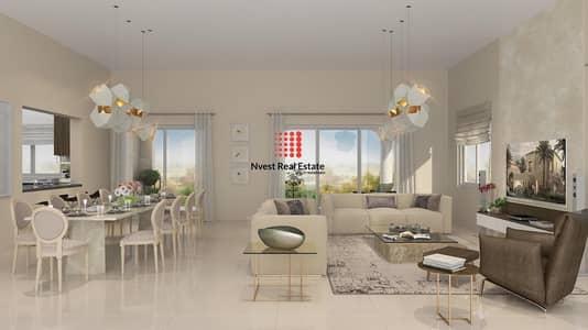 3 Bedroom Townhouse for Sale in Dubailand, Dubai - Single Row  3 Bedroom plus maids   Handover March 2021