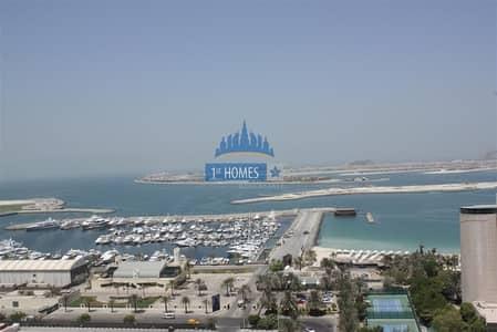 3 Bedroom Flat for Sale in Dubai Marina, Dubai - Full Sea View | 3 Bedroom | Marina Crown