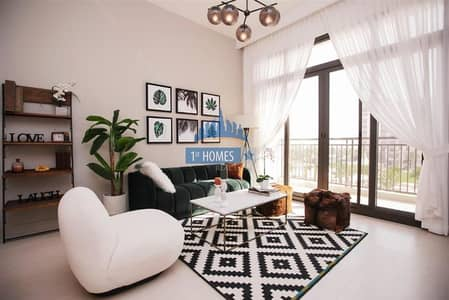 شقة 2 غرفة نوم للبيع في تاون سكوير، دبي - No Commission No DLD I Ready To Move in I 10% Down payment I Get The Handover