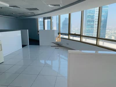 Office for Rent in Jumeirah Lake Towers (JLT), Dubai - Fully Fitted office