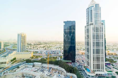 مکتب  للايجار في أبراج بحيرات الجميرا، دبي - Spacious Fitted Office   Open Layout   Close to metro   DMCC