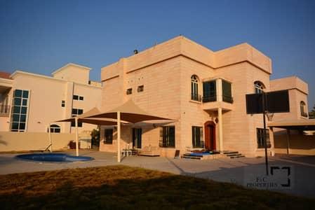 5 Bedroom Villa for Rent in Al Barsha, Dubai - 5 BR   Swimming Pool   Big Garden   Maid Room