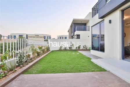 4 Bedroom Villa for Sale in Dubai Hills Estate, Dubai - Garden backing l Type 2E l Vacant January 21