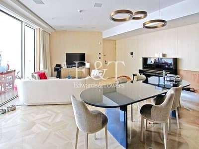 3 Bedroom Apartment for Sale in Palm Jumeirah, Dubai - High Floor | Skyline View |  2770 Sqft