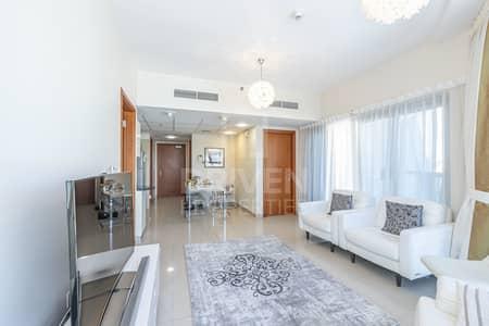 فلیٹ 2 غرفة نوم للايجار في مركز دبي المالي العالمي، دبي - Vacant Furnished Apartment w/ DIFC Views