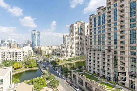 فلیٹ 1 غرفة نوم للبيع في ذا فيوز، دبي - Best For Investment | Biggest 1 BR | Chiller Free