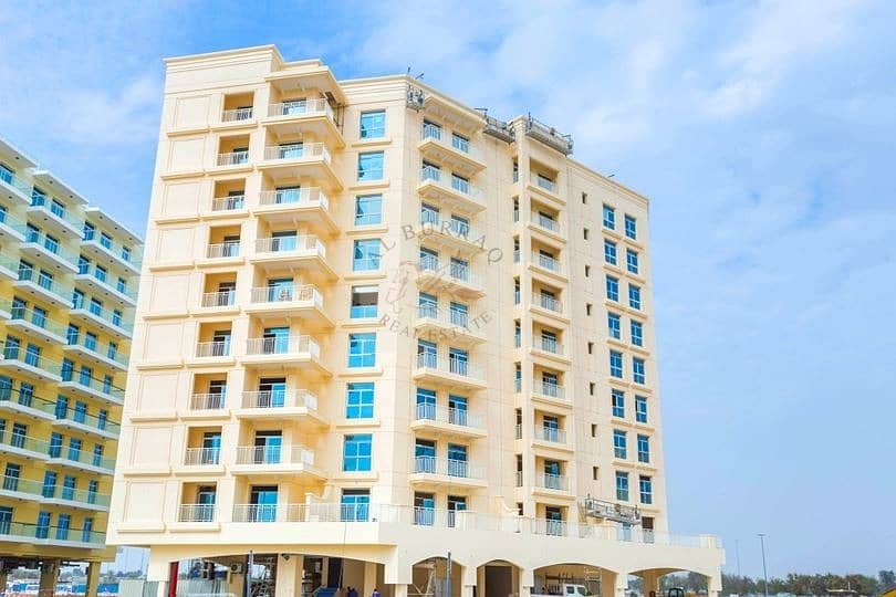 2 1 Bed with balcony for rent in qpoint Liwan