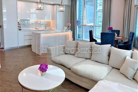 2 Bedroom Flat for Rent in Dubai Marina, Dubai - Fully Furnished | Modern | 2 Bedroom
