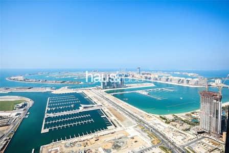 4 Bedroom Flat for Sale in Dubai Marina, Dubai - 4 + Maids   Full Sea and Marina View   High Floor