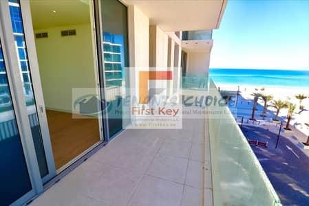 2 Bedroom Apartment for Rent in Saadiyat Island, Abu Dhabi - 3 Balconies   Close Kitchen   Brand New