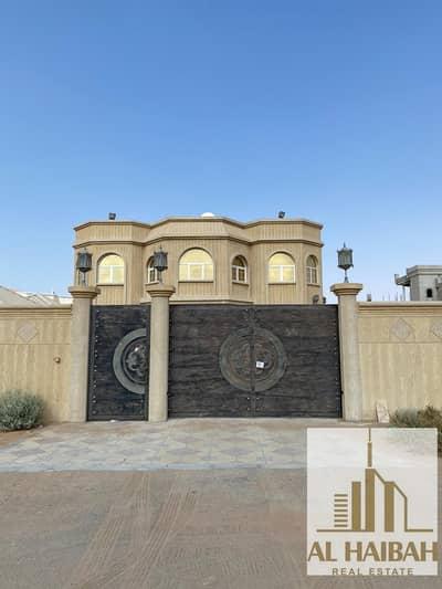 5 Bedroom Villa for Sale in Al Rahmaniya, Sharjah - For sale a two-story villa in Rahmaniyah 7 personal building