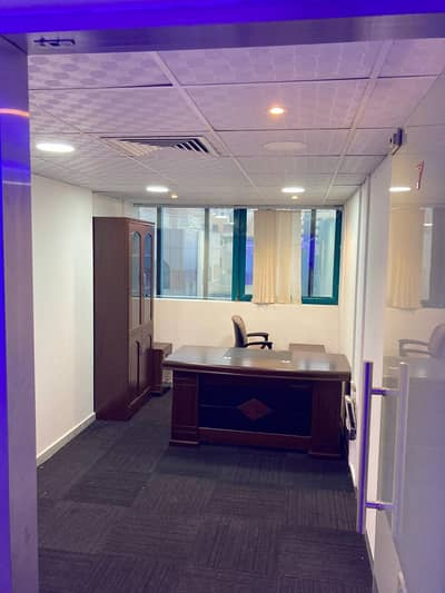 Office for Rent in Electra Street, Abu Dhabi - OFFICE ROOMS