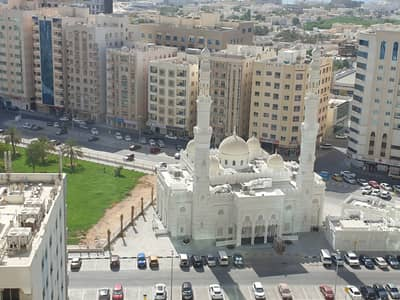 3 Bedroom Apartment for Rent in Corniche Al Buhaira, Sharjah - Very Spacious Full Sea View 3bhk With Balcony Gym Pool Free 63k