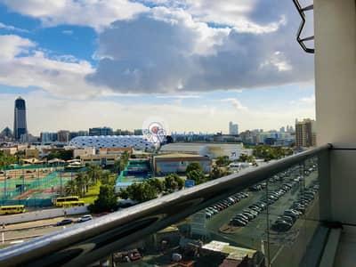 شقة 3 غرف نوم للايجار في بر دبي، دبي - OPEN VIEW l CHILLER FREE l 3 BHK W_STORE ROOM CLOSE TO METRO l ALL AMENITIES IN 90K
