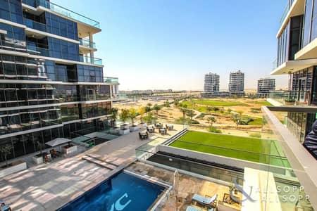 فلیٹ 1 غرفة نوم للايجار في داماك هيلز (أكويا من داماك)، دبي - 1 Bed | Golf View | Pool Access | February