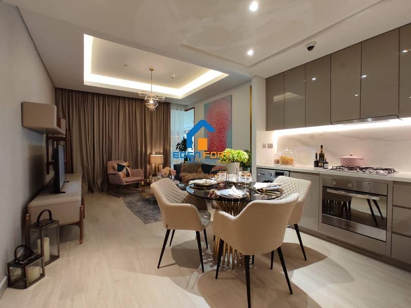 10 35% ROI   Fully Furnished   No Commission   Canal Community