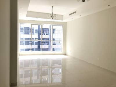 1 Bedroom Apartment for Rent in Al Nahda, Sharjah - Largest Layout 1 BR Apartment in Sahara Tower 6B| Parking Free | Grace Period.