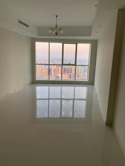 شقة 1 غرفة نوم للايجار في النهدة، الشارقة - شقة في برج صحارى 4 أبراج صحارى النهدة 1 غرف 33999 درهم - 4762746