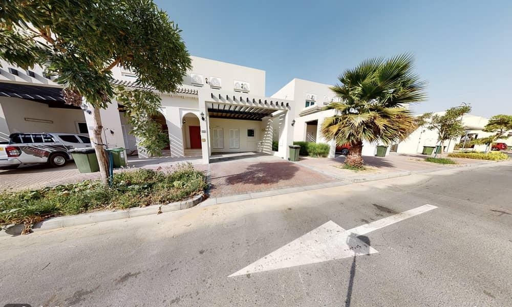 10 3Bed Terrace House | Type A Villa Quortaj Style | Free Maintenance