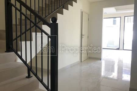 3 Bedroom Townhouse for Sale in Akoya Oxygen, Dubai - Amazing 3BR+Maid | Single Row | Corner | Pool View