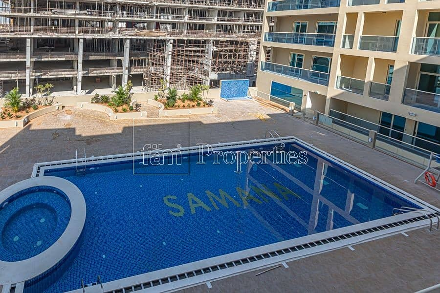 10 Brand New 1 Bedroom with Pool View
