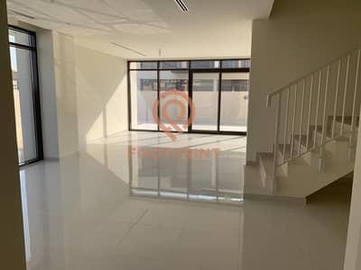 تاون هاوس 3 غرف نوم للبيع في داماك هيلز (أكويا من داماك)، دبي - HUGE SEMI DITCHED 3 BEDROOM READY TOWNHOUSE
