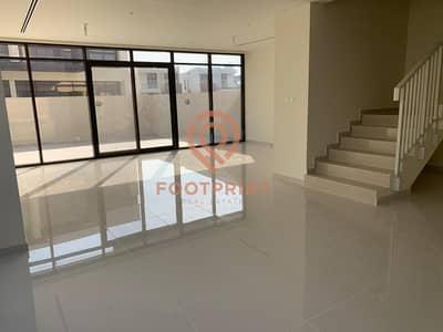 تاون هاوس 4 غرف نوم للبيع في داماك هيلز (أكويا من داماك)، دبي - LOVELY SEMI DITCHED READY 4 BR TOWNHOUSE