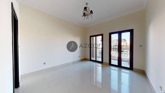 فلیٹ 2 غرفة نوم للايجار في قرية جميرا الدائرية، دبي - Pool View 2BHK | Close Kitchen | Massive Terrace