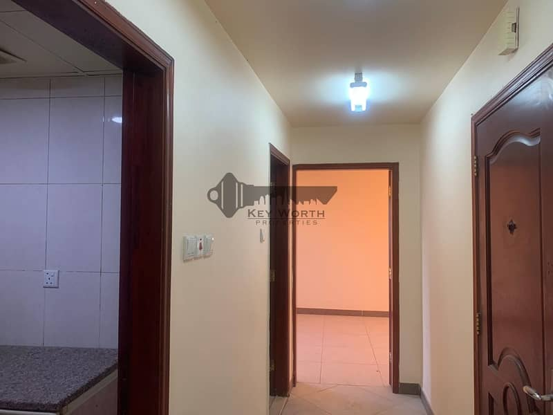 A spacious apartment with nice and good building amenities that future tenants can access