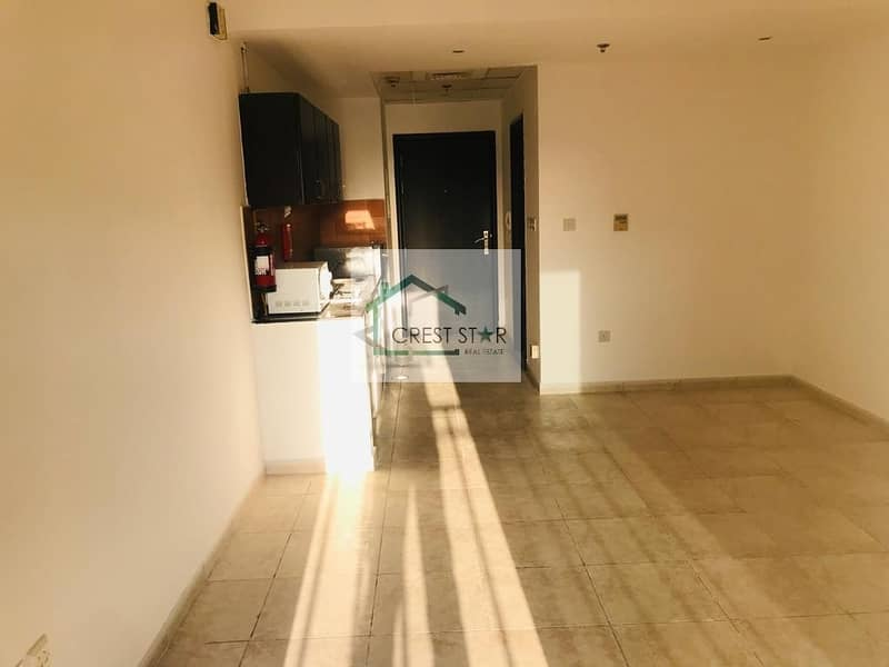 Spacious Studio with Balcony for Sale in JVC