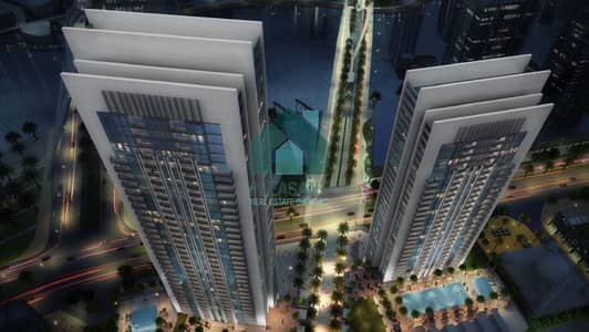 2 Bedroom Flat for Sale in The Lagoons, Dubai - Pay 25% and Move in | 75% in 3 Yrs Post Handover | Creek Harbour | VIP