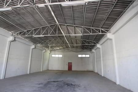 Warehouse for Rent in Ras Al Khor, Dubai - Easy Access to Main Road | Size: 3