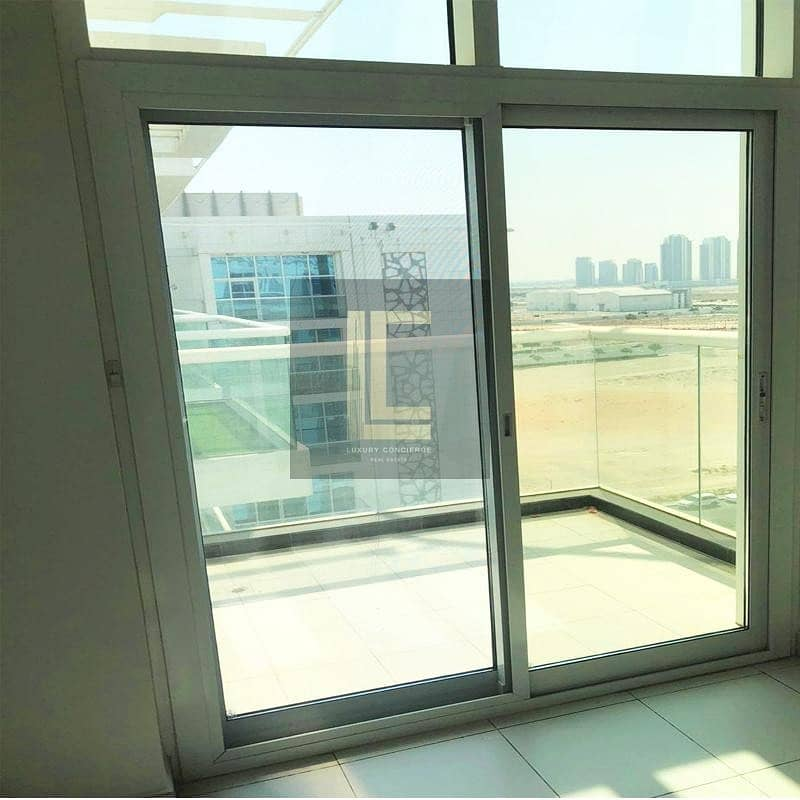 2 Spacious 1BR Plus Study | Facing Park |Unfurnished