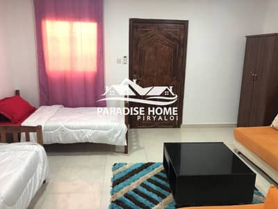 Studio for Rent in Al Rahba, Abu Dhabi - Furnished Studio ! Near To Al Rahba Market