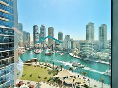 1 Bedroom Flat for Rent in Dubai Marina, Dubai - 1BR for Rent close to JBR 2 Month Free