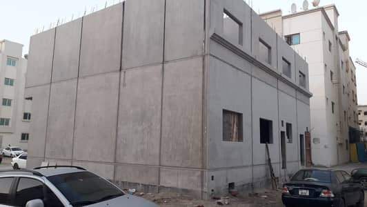 Building for Sale in Muwaileh, Sharjah - For sale a building under construction in Muwailih, Sharjah