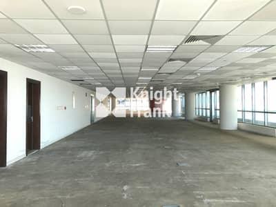 مکتب  للايجار في الخالدية، أبوظبي - Fitted Office Space / Khalidiya