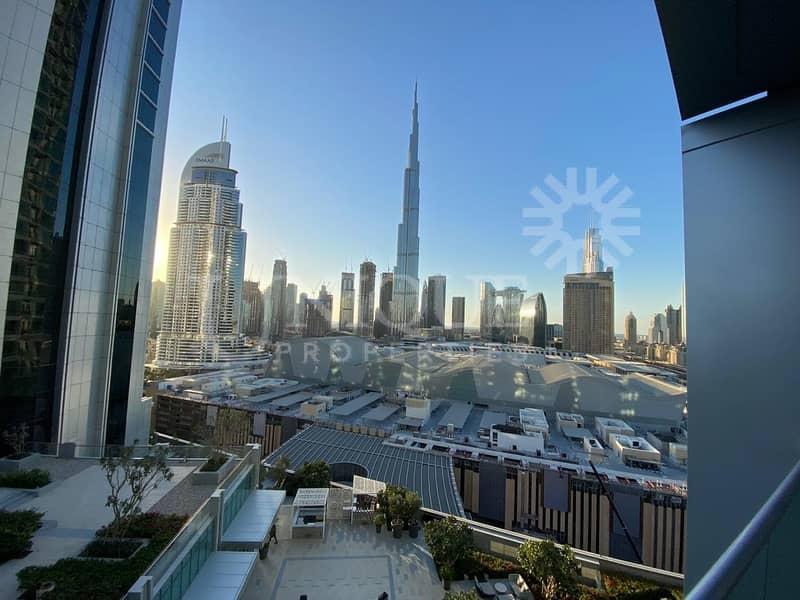 Resale | Prime Location | Full Burj Khalifa View