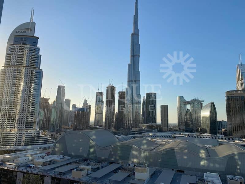 11 Resale | Prime Location | Full Burj Khalifa View