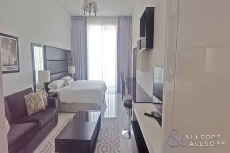 استوديو  للايجار في مدينة دبي الرياضية، دبي - Modern | Studio Apartment | Parking Spot