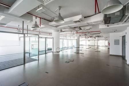 مکتب  للايجار في مدينة دبي للإعلام، دبي - Fitted Office | Low Floor | AC Included | DED