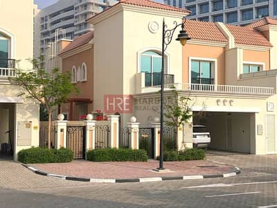 4 Bedroom Townhouse for Rent in Dubai Sports City, Dubai - Huge 4BR Villa | Maids Room | Single Row