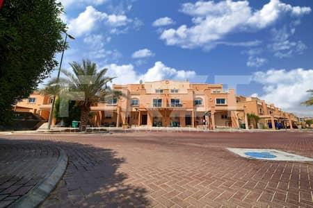 2 Bedroom Villa for Sale in Al Reef, Abu Dhabi - Best Buy | Single Row Villa | Extended Garden