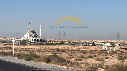Plot for Sale in Al Tai, Sharjah - Prime Location| Easy Exit to Dubai| No Service Charge