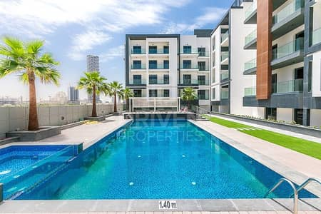 شقة 2 غرفة نوم للايجار في قرية جميرا الدائرية، دبي - Exclusive 2bedroom apt | with Study room