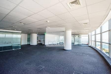 مکتب  للايجار في مدينة دبي للإعلام، دبي - Available | Fitted Office | High Floor