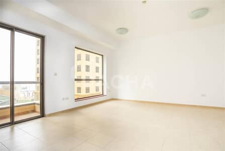 1 Bedroom Flat for Sale in Jumeirah Beach Residence (JBR), Dubai - VACANT / Big Layout / Partial Sea View