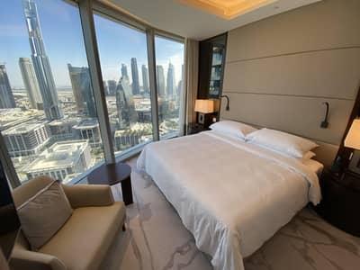 Furnished 3 Bedroom With Burj Khalifa View