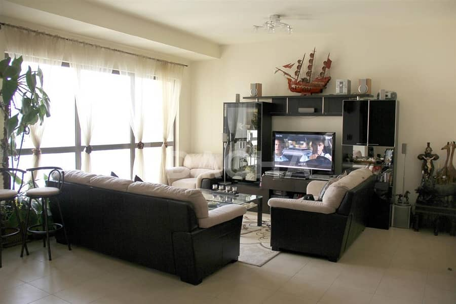 2 Marina and Sea views / Rented 95k / Sold Furnished
